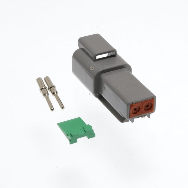 DT04-2P 2 Pin Female Deutsch DT Series