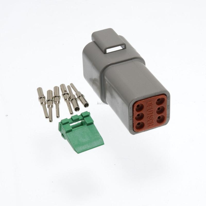 DT04-4P6 Pin Male Deutsch DT Series